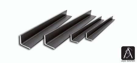 Cantoneira de ferro barra