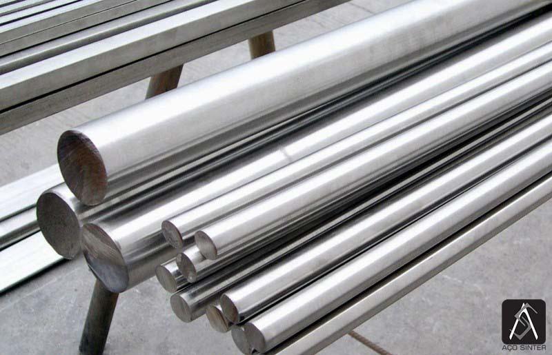 Ferro aço redondo