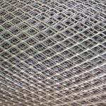 Chapa expandida ferro